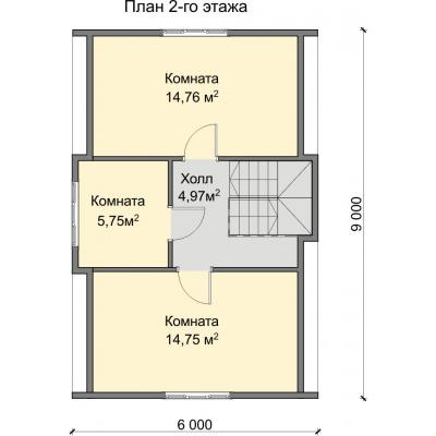 Планировка Фортуна 3 К 150 ЛК
