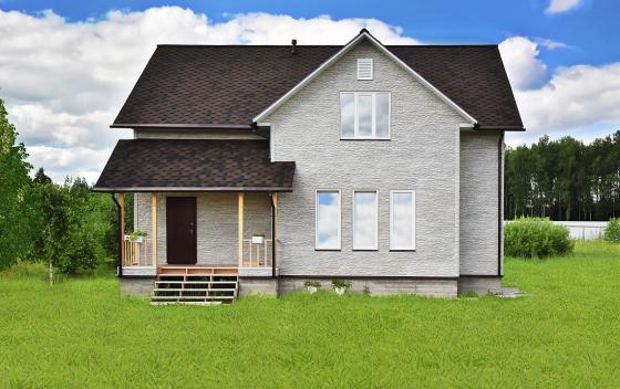 Примеры работ Зодчий - дом Канадец 3К