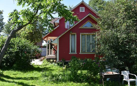 Примеры работ Зодчий - дом Канадец 1Б