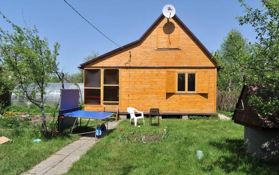 Примеры работ Зодчий - дом Крепыш Б 150 с террасой