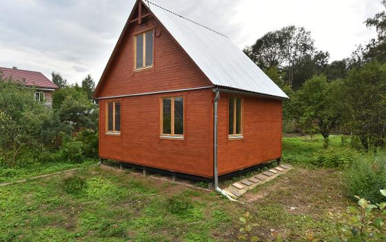 Примеры работ Зодчий - дом Комфорт K 150