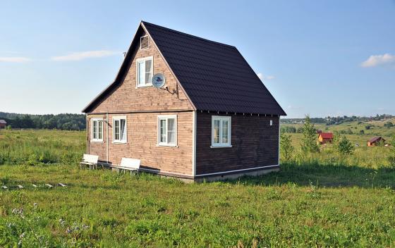 Примеры работ Зодчий - дом Комфорт Б 150