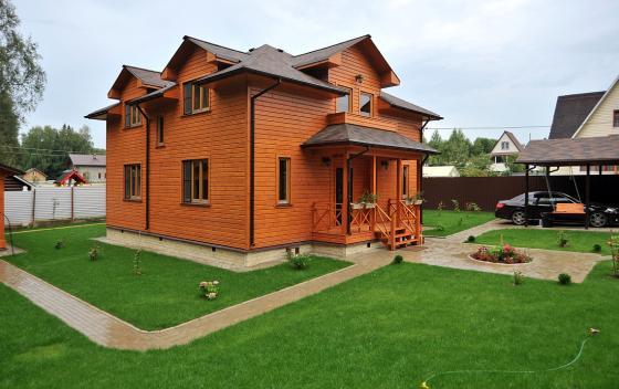 Примеры работ Зодчий - дом Сварог К