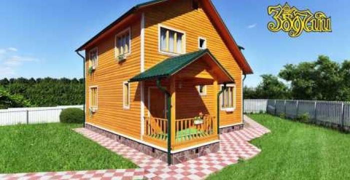 Embedded thumbnail for Как обустроить дом по проекту Любава
